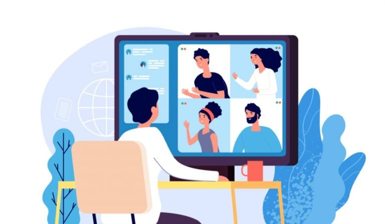 Inshield-video-conferencing